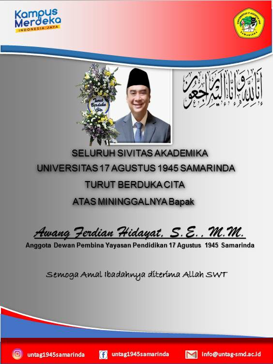 Almarhum Awang Ferdian Hidayat