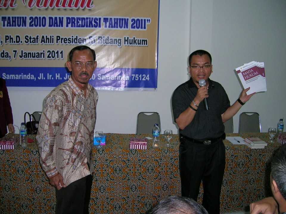 Prof. Denny Indrayana