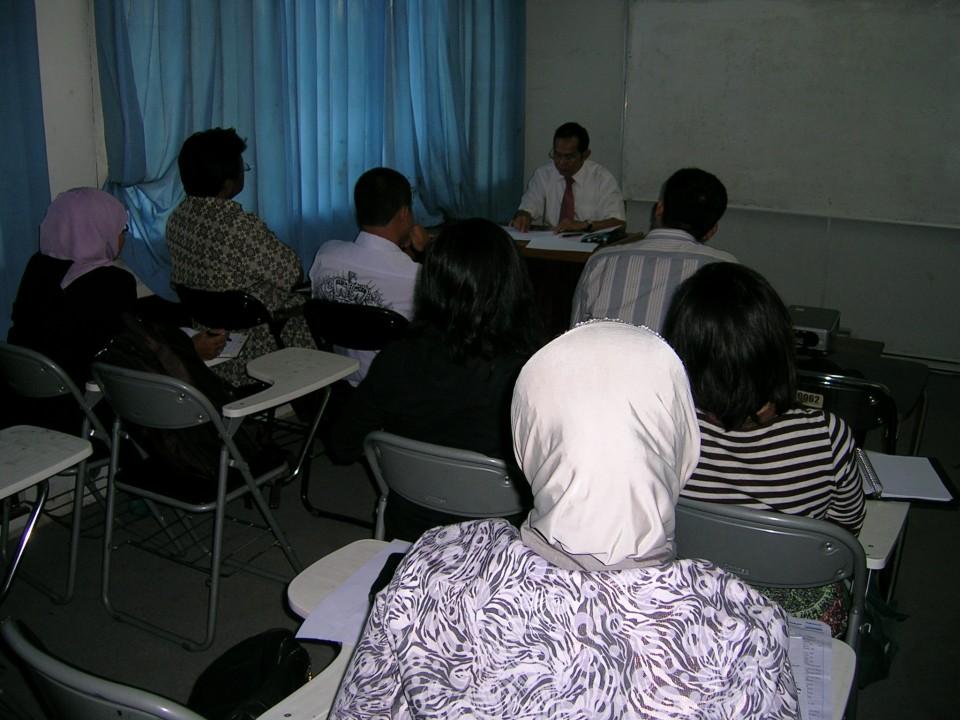 Pelatihan Profesi Advokad 2011