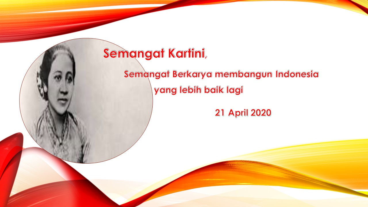 Hari Kartini 21 April 2020
