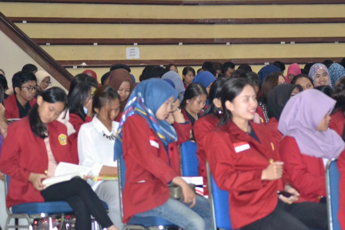 Kuliah Umum SKK Migas 2016
