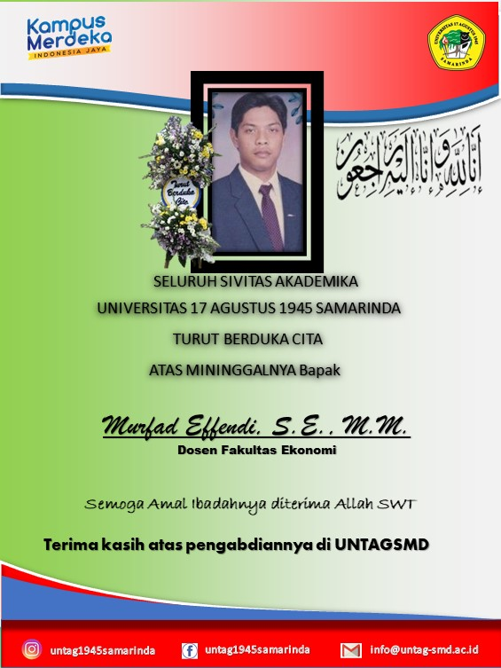 Almarhum Murfad Effendi, S.E., M.M.