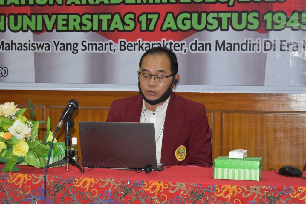 Rektor UNTAG