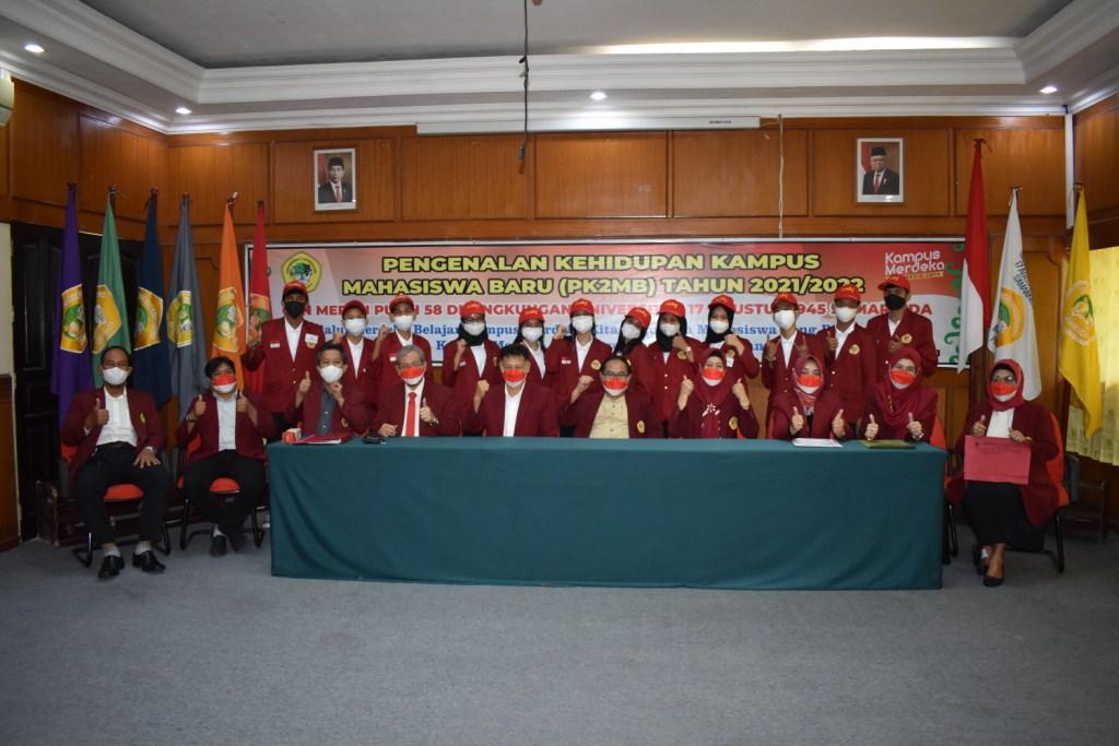 PKKMB 2021 UNTAG Samarinda