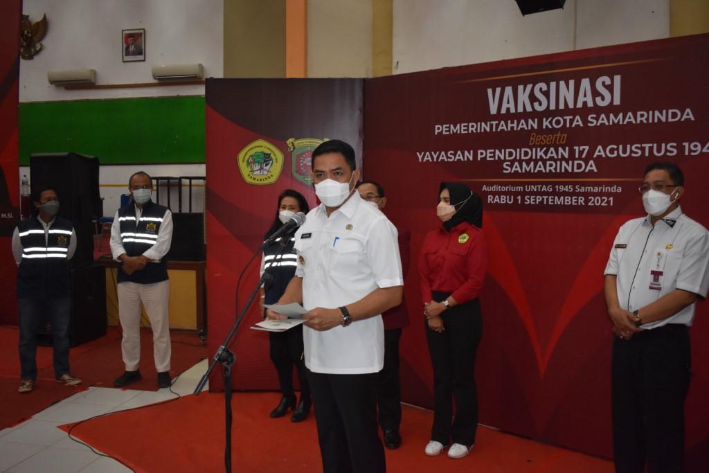 Sambutan Wali Kota Samarinda