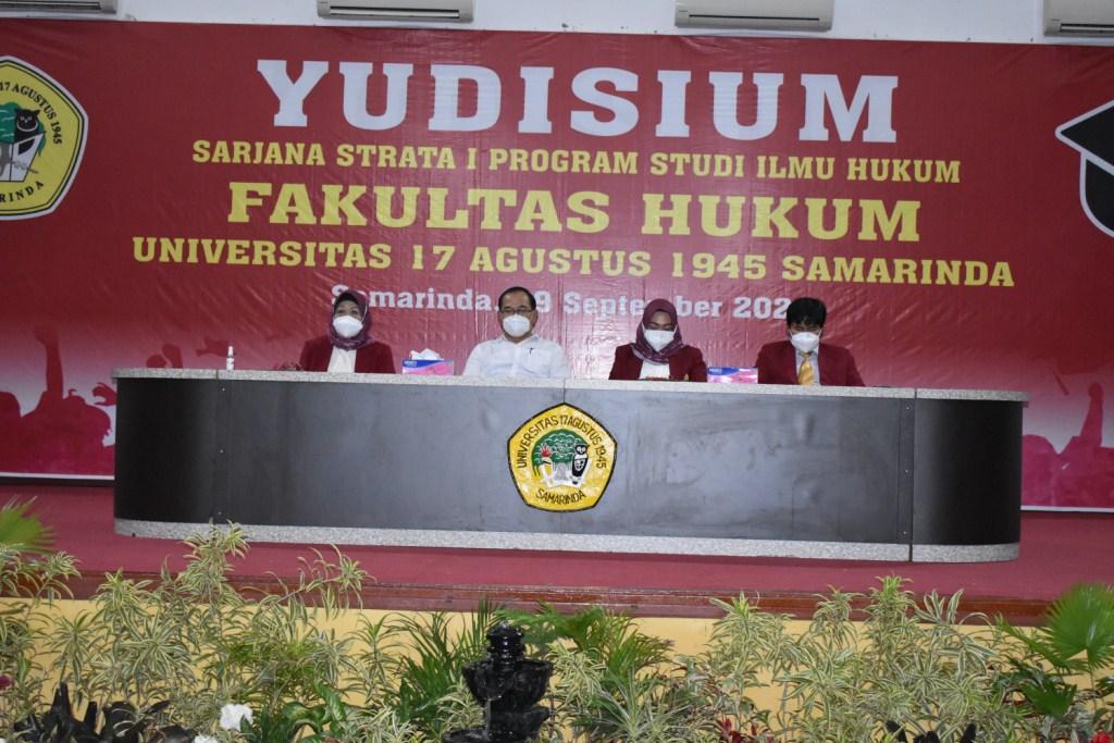 Yudisium Fakultas Hukum 2021