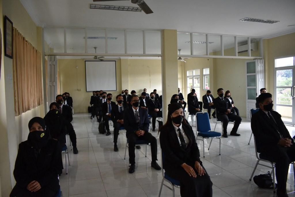 Yudisium Fakultas Hukum Periode II 2020_2