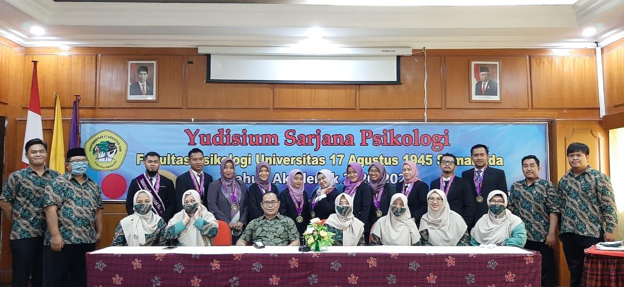 Yudisium Psikologi 2020