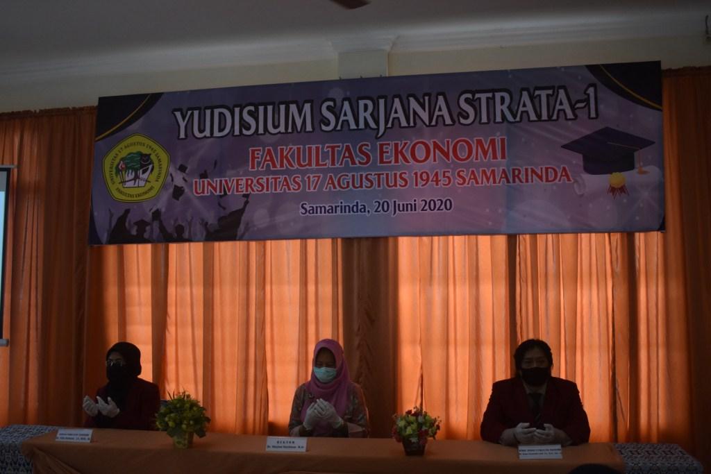 Yudisium Fakultas Ekonomi juni_2020